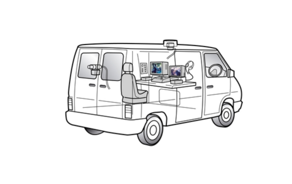 Covert Surveillance Vehicles